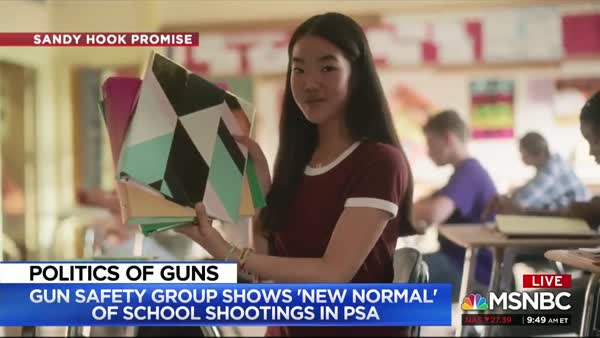 Sandy Hook Promise Ad Throws Back-To-School Reality Into Sharp, Painful Focus