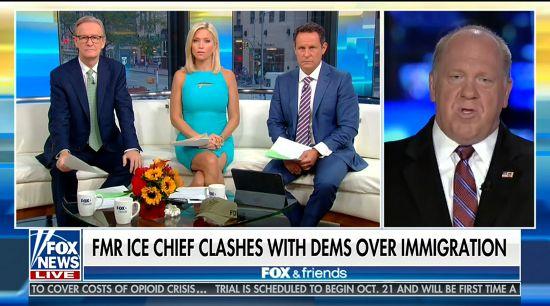 Former ICE Director Blames Rep. Jayapal For His Disrespect At Hearing