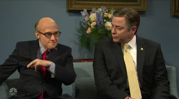 SNL Cold Open: Mike Pence Plans Impeachment Defenses