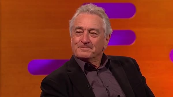 Robert DeNiro Laughs At Trump: 'He's Not Even A Good Gangster'
