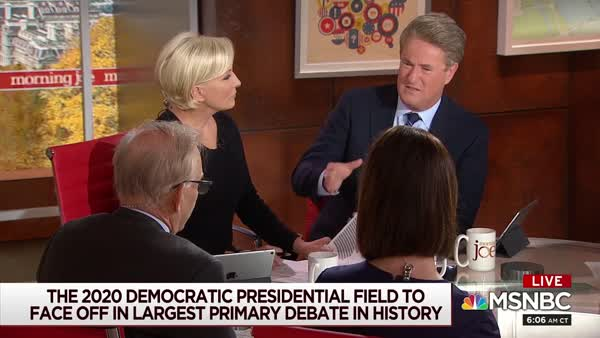 Morning Joe Is More Comfortable Attacking Elizabeth Warren Than Corporations