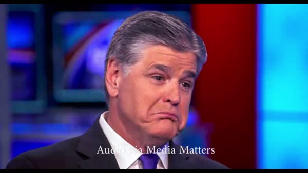 Sean Hannity Worries Aloud That Calls With Trump Are Recorded