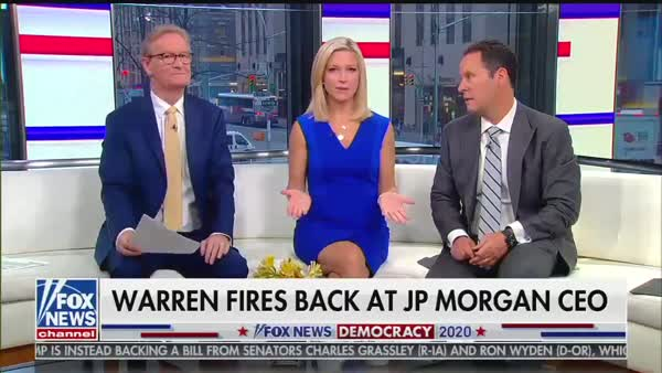 Fox And Friends Host 'Doesn't Get' Fight Against Income Inequality