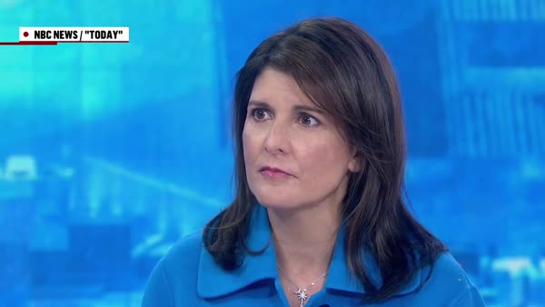 Nikki Haley Says Trump Is 'Always Truthful' And More