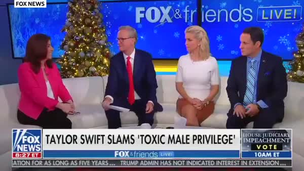 Fox And Friends Flips As Merkel Outranks Ivanka In Forbes List