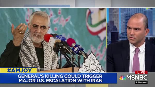 Former Obama Aide: Iran Strike 'Insane Way To Conduct American Foreign Policy'