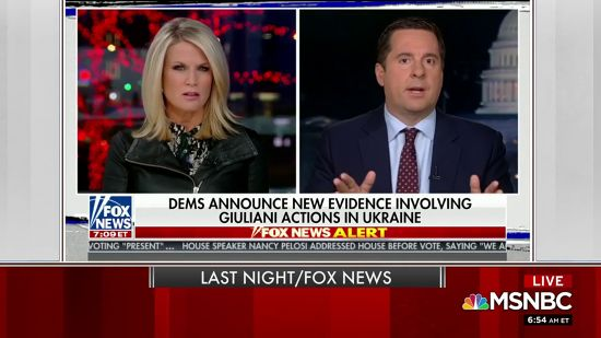 Devin Nunes Changes His Tune On Knowing Lev Parnas