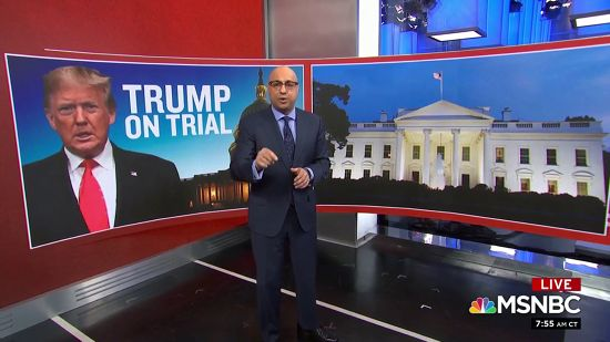 Ali Velshi: If Doing Right Costs Someone A Seat In The United States' Senate, That's A Good Deal For Democracy