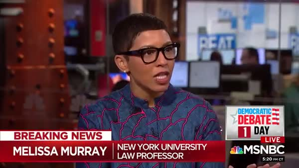 Consequence Of Trump: Law Students Laugh At 'Checks And Balances' Lesson