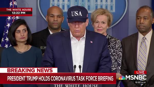 Another Trump Presser Filled With Lies And Gross Misogyny