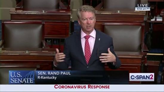Rand Paul Goes Full-On Racist, Calling Immigrants 'Non-People'