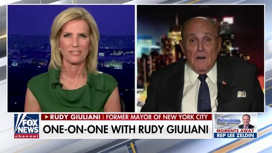 Giuliani Urges Governors And Mayors Grovel To Trump For COVID-19 Help