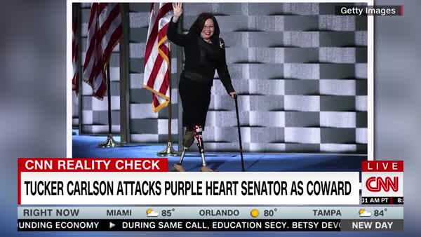 John Avlon Chews Up Tucker Carlson And Spits Him Out In Tiny Pieces