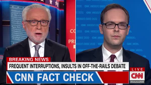 Debate Fact-Checks Show Trump Lied And Lied, But One Group Of Lies Is By Far The Most Damaging