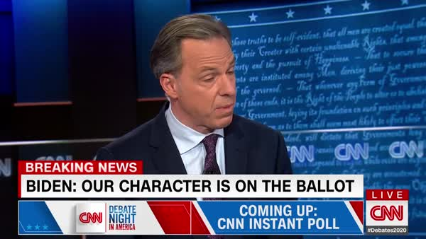 Jake Tapper Warns: Trump's Sleazy Campaign Will Only Get Worse
