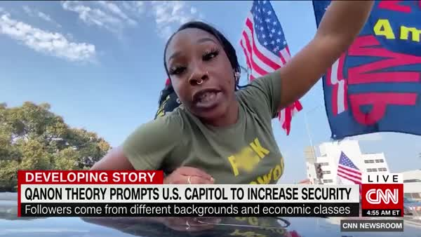 The Capitol Braces For Another MAGA Insurrection Today