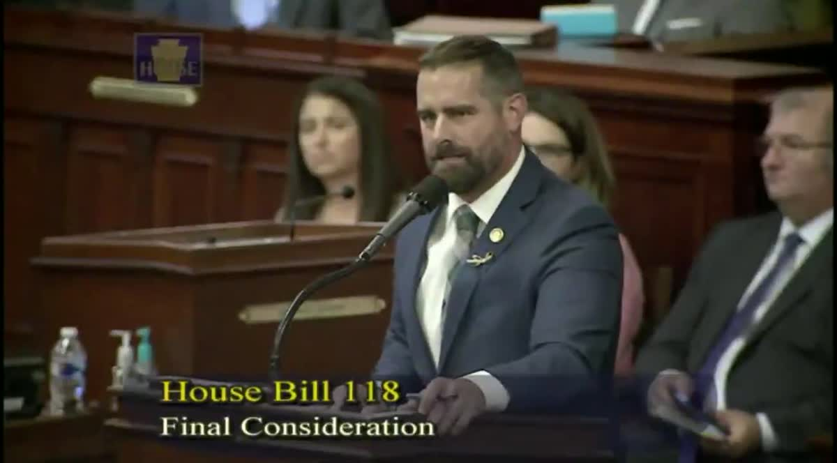 Truth Hurts: GOP Cuts Mic On PA State Rep For Pointing Out They're 100% White