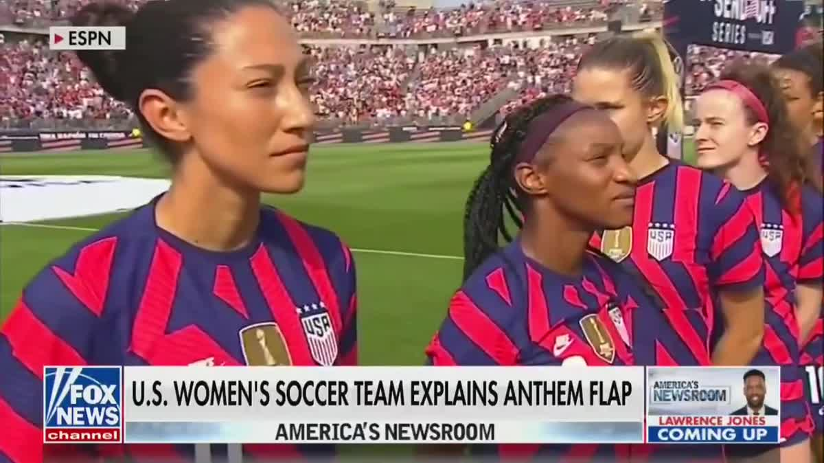 Fox News makes excuses for the lies of the US women's soccer team.