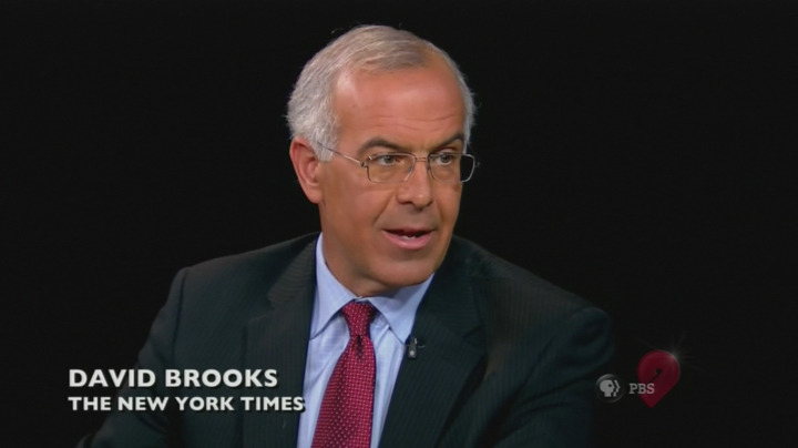 David Brooks Desperately Sheds His Skin Again --- Now  he's a New Age Dear Abby