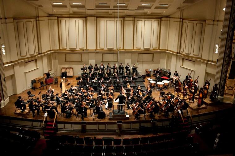 Ferguson Flash Mob Interrupts St. Louis Symphony Orchestra ...