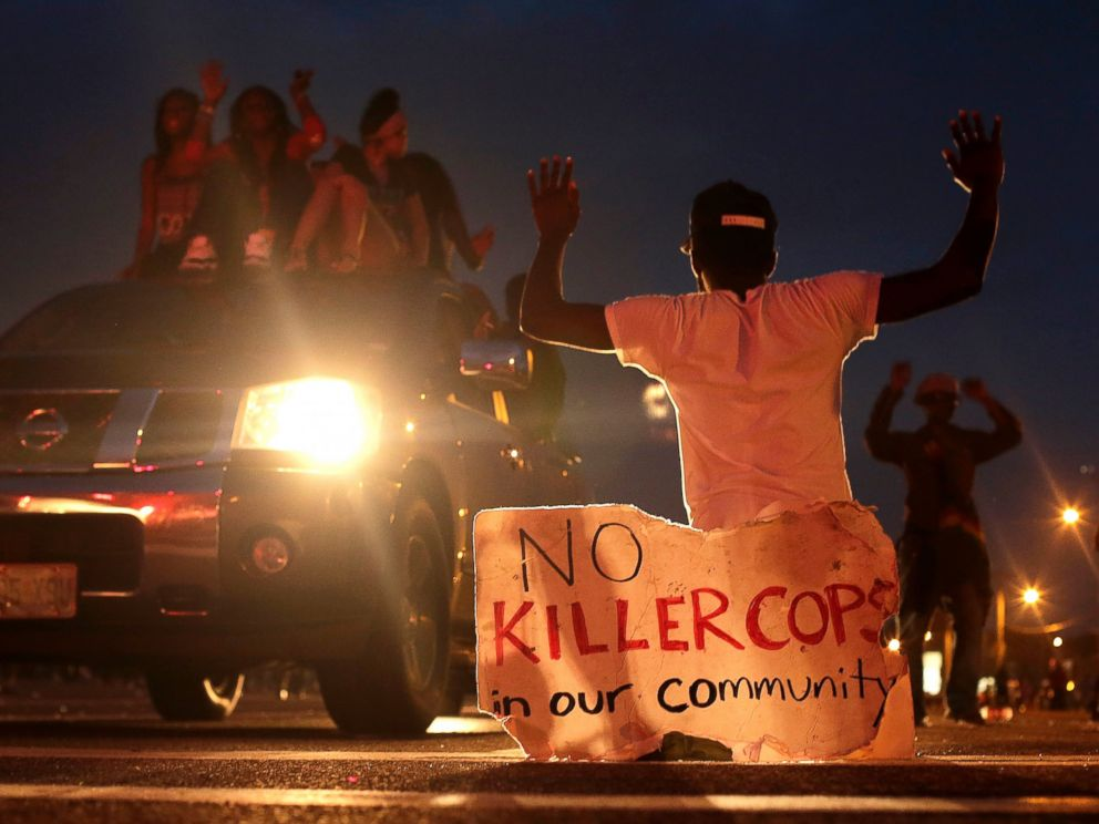 Ferguson, Missouri: 8 Thoughts On A Smoldering Dumpster ...