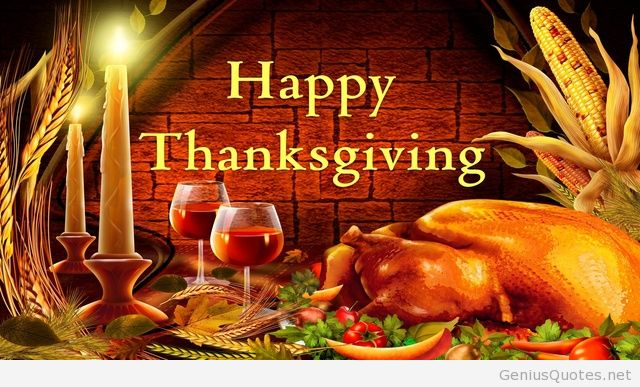 happy thanksgiving to crooks and liars readers