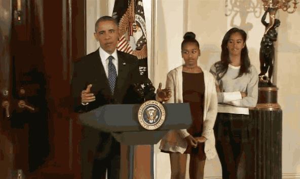Obama teen girl — pic 1