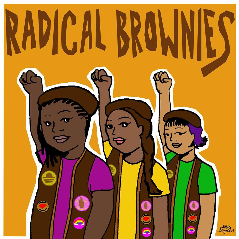 Brownies Group 73