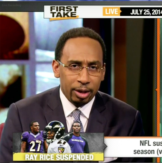 Stephen A. Smith Has A Dream That Someday, Black Americans