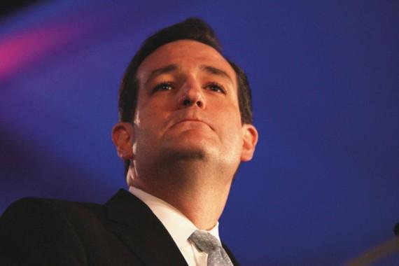 Running on Cruz Control