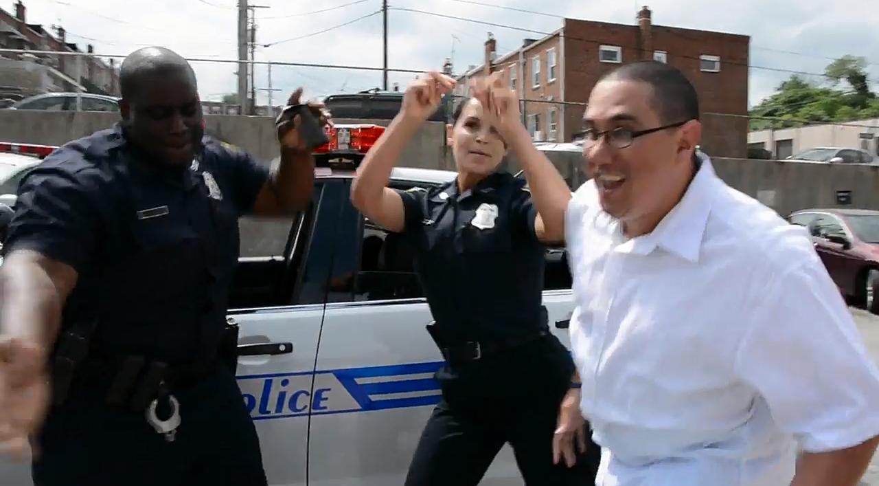 Baltimore police records