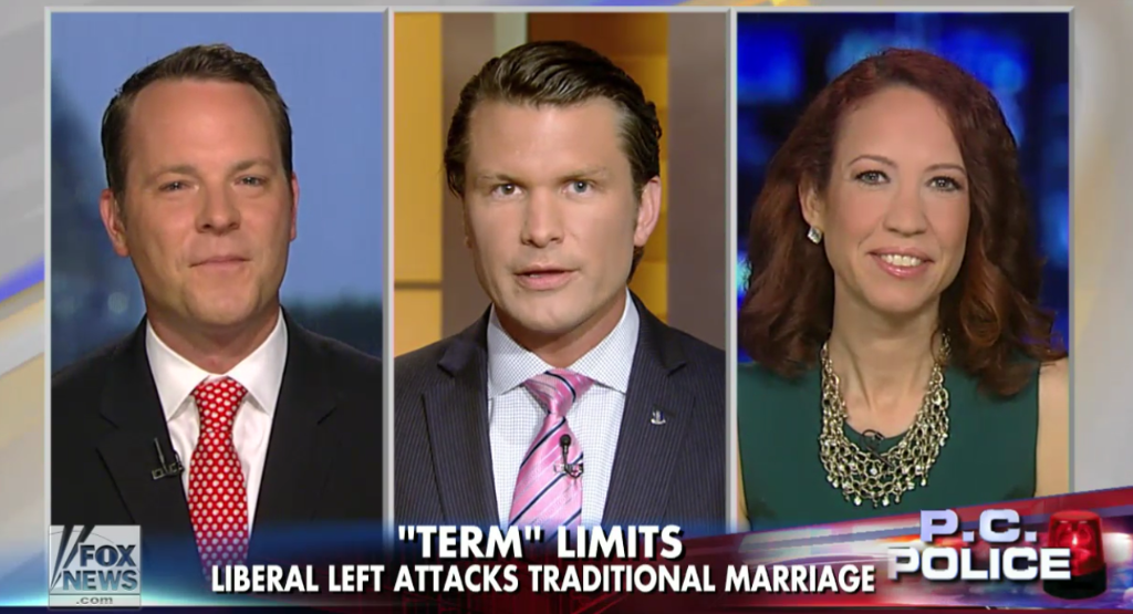 Fox 'News' Claims The Liberal Left Is Attacking ...