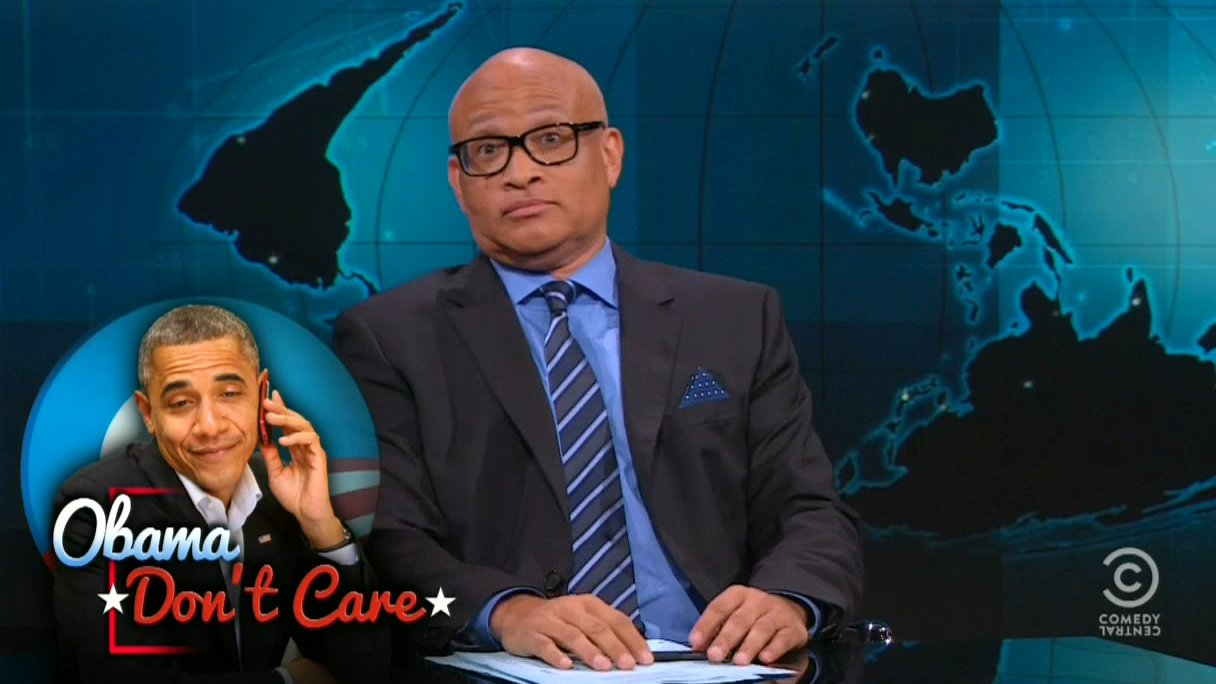 Wilmore: Obama Checking Off His 'F*ck-It List' During Trip To Kenya