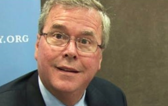 Jeb Bush: Trump 'trying to insult his way to the presidency'