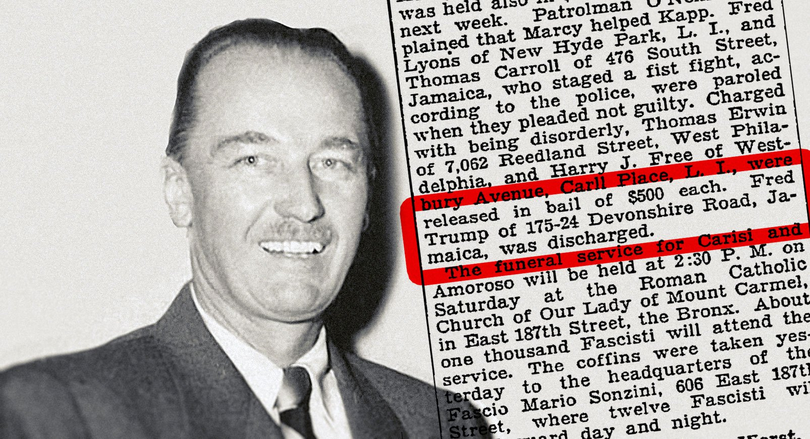 Donald Trump's Father May Have Had KKK Associations