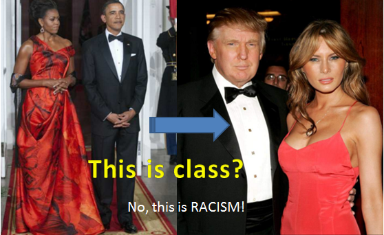 Trump Rallygoer Wants White First Lady To 'Bring Class Back'   Crooks ...