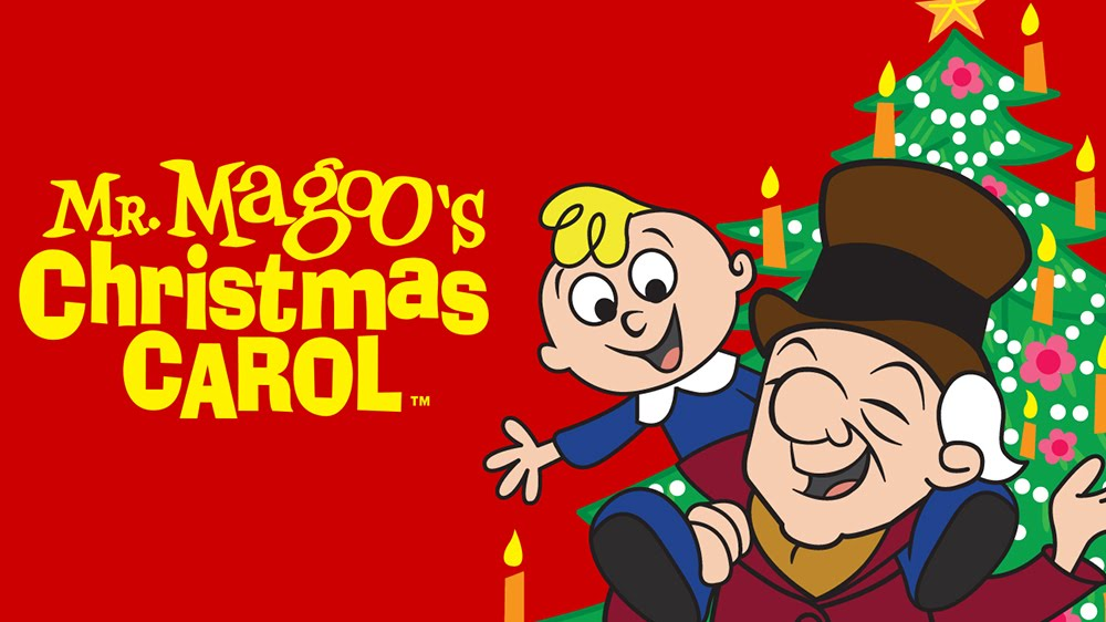 Mr. Magoo's Christmas Carol' Is Still A Holiday Classic | Crooks ...