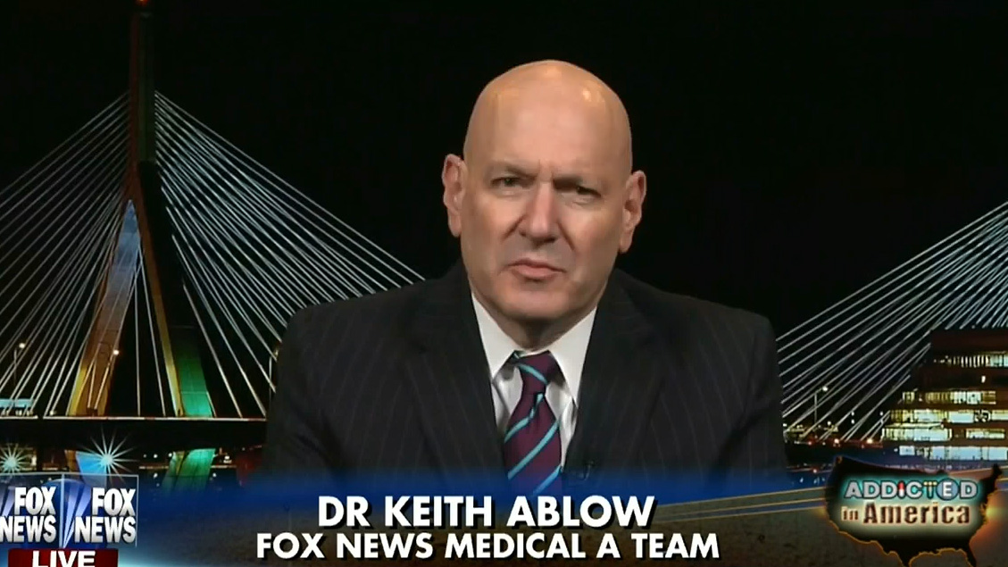 Fox's Ablow Fearmongers That Doctors Will Stop Prescribing Painkillers If Lawsuits Are Allowed