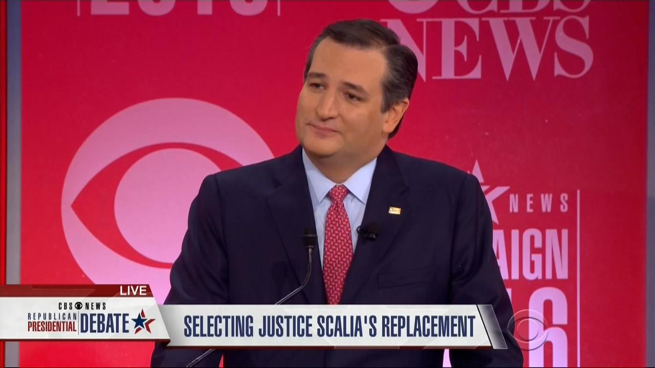 Cruz Lies To GOP Debate Audience, Gets Corrected By Moderator
