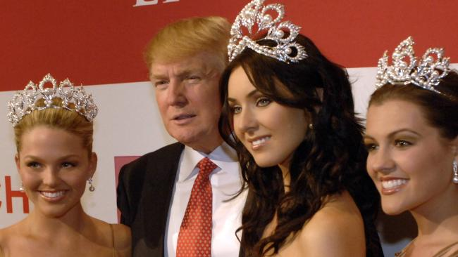 Former Miss Teen USA contestants allege Donald Trump