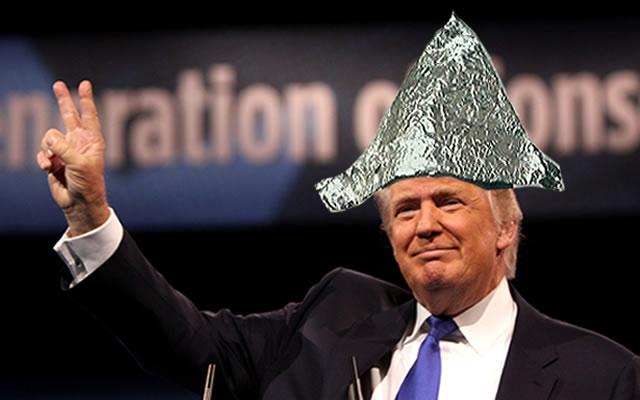 Tinfoil Trump: Steve Bannon Has Donald Go Full Conspiracy ...
