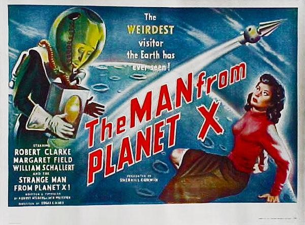 c u0026l u0026 39 s sat nite chiller theater  the man from planet x  1951