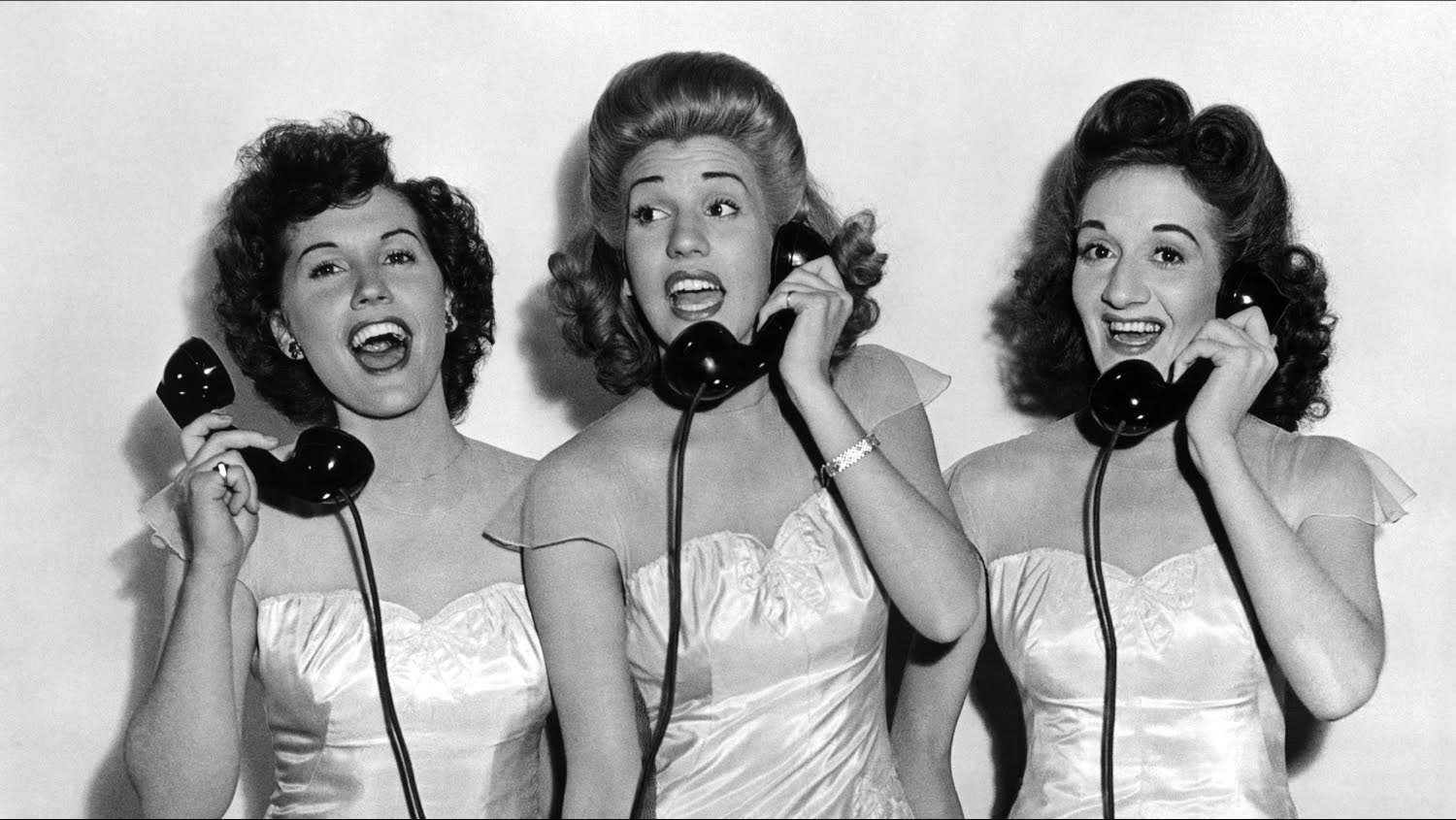 c l s late nite music club with the andrews sisters crooks and liars