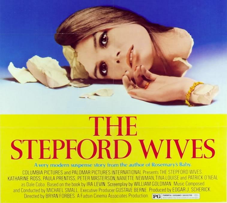Resultado de imagem para stepford wives 1975 poster