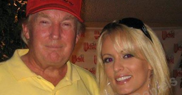 photo image WSJ: Trump Paid Off Porn Star To Keep Her From Spilling The Beans About 2006 Affair