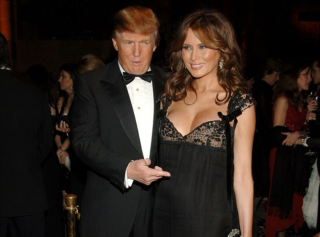 Trump Was Allegedly With Porn Star While Fat-Shaming His -2760