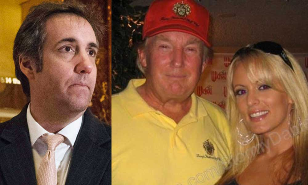Image result for stormy daniels & trump
