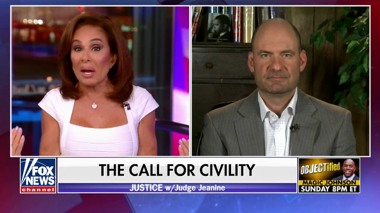 Jeanine Pirro Ridiculously Claims No Liberal Woman Has Been Harassed By A Conservative
