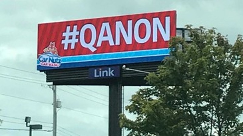 QAnon, Georgia Car Wash Style | Crooks and Liars
