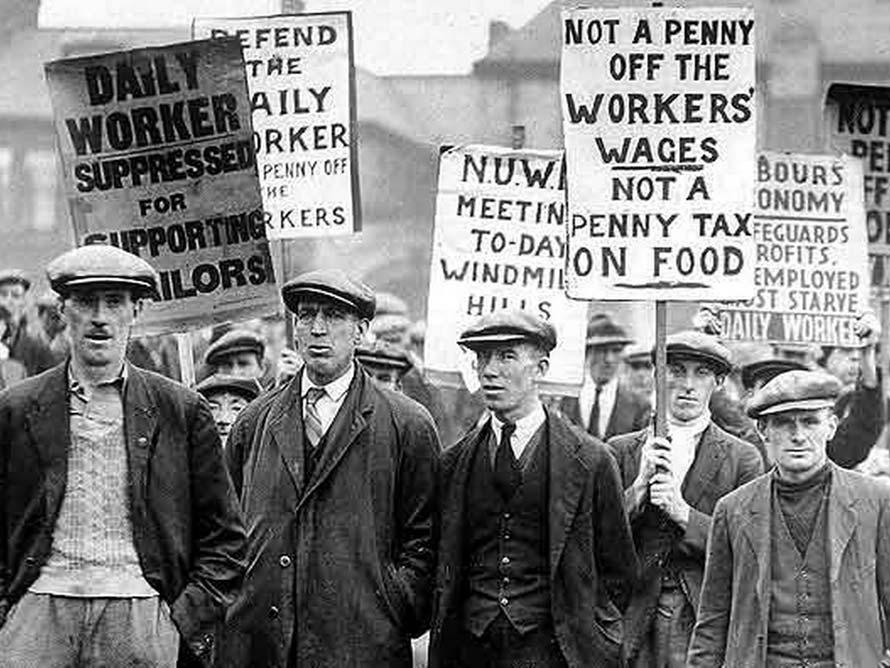 Interest In Union Memb...